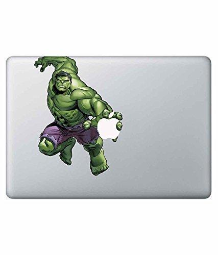 hulk macbook decal - 3