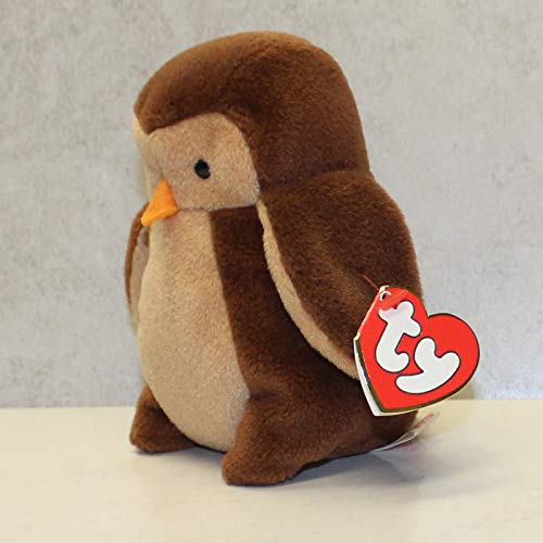 Ty Beanie Babies - Hoot the Owl (B00001QE9U)  56b5b3850be6