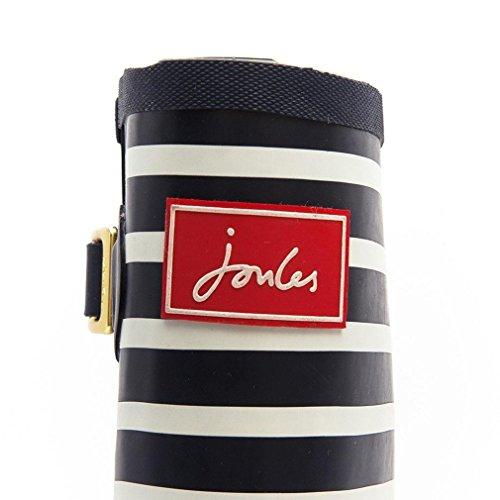 Joules - Botas para mujer Bleu Marine Stripe