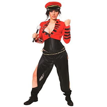 LADIES POP STAR JUDGE FANCY DRESS COSTUME OUTFIT LIKE CHERYL COLE X FACTOR WOMEN  sc 1 st  Amazon.com & Amazon.com: LADIES POP STAR JUDGE FANCY DRESS COSTUME OUTFIT LIKE ...