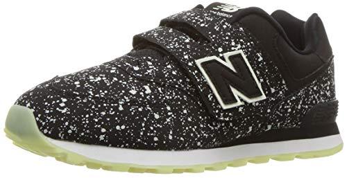 New Balance Kids 574v1 Hook and Loop Sneaker
