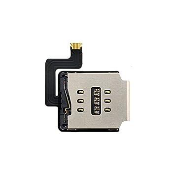 Conector flex lector tarjeta SIM Ipad Air: Amazon.es ...