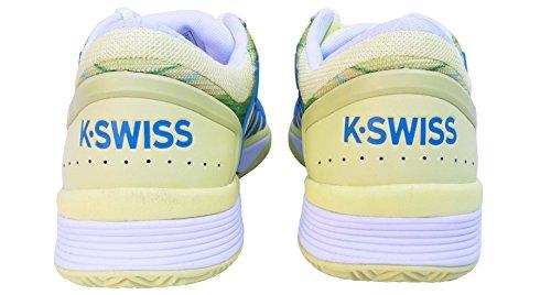Donna Scarpe K giallo Blu swiss Da Hb Tennis Hypercourt 6qw1S