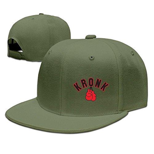 Runy Custom Adonis Adjustable Baseball Hat & Cap - Tory Canada Burch