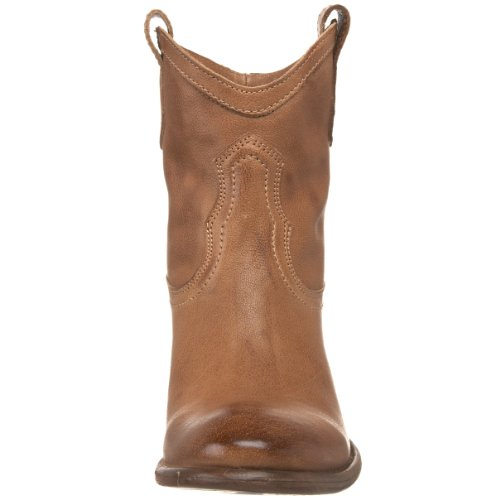 Light Shortie Boot Women's Carson Ankle FRYE Brown qZUAXwzByx