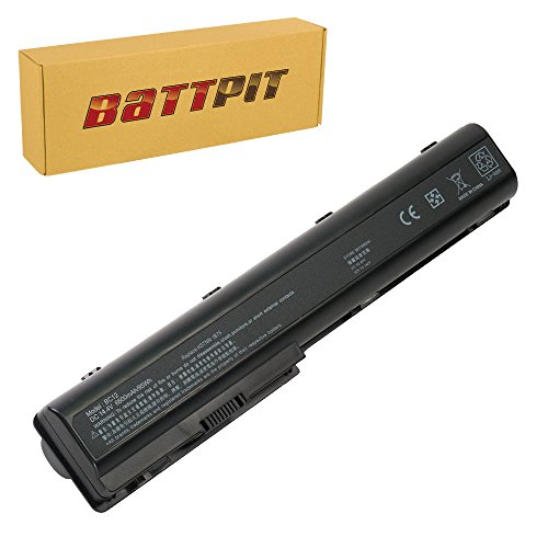 - BattpitTM Laptop/Notebook Battery Replacement for HP Pavilion dv7-1070ef (6600mAh / 95Wh)
