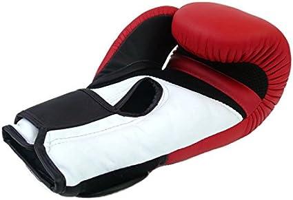 rojo negro pelea verde Muay Thai Top King Super Air TKBGSA guantes de boxeo azul rosa talla: 8,/10,/12,/14,/16/onzas guantes de boxeo artes marciales mixtas K1 Color: blanco amarillo para Muay Thai para entrenamiento