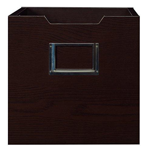 Niche HWTOTETF Cubo Wood Storage Bin, 12'' by Niche (Image #2)