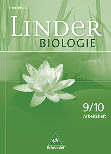 LINDER Biologie SI - Ausgabe für Brandenburg: Arbeitsheft 9 / 10