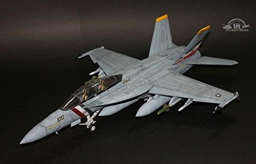 US Navy F/A-18F Super Hornet 1:32 (completed) Pro Built (18f Super Hornet Model)