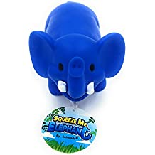 Animolds Blue Squeeze Me Elephant