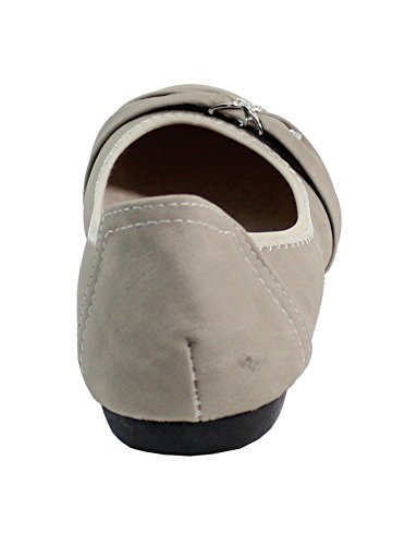 Shoes by Taupe Mujer para Bailarinas qRYTOB