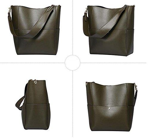Bolsa Para Mujer Top-Handle OliveGreen