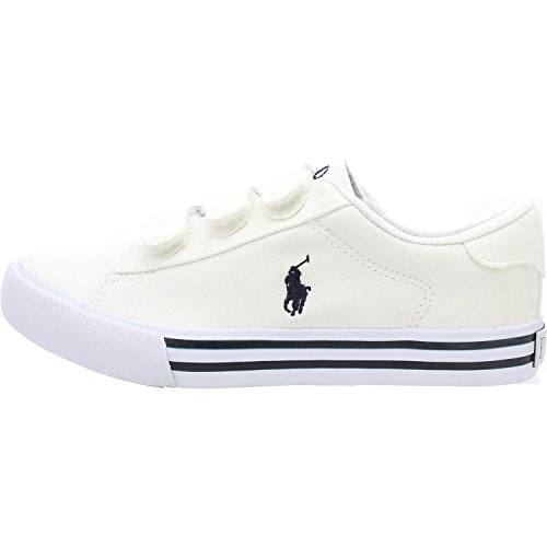 White Sneakers Easten Lauren Textile Ez Polo Ralph Junior n0Iwx46q