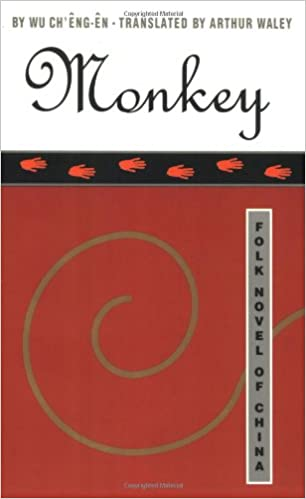 Monkey: Folk Novel of China