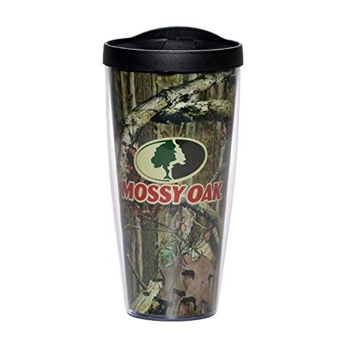 Mossy Oak 5128267 Double Walled Multi-Purpose Cup, 24 oz., Camo