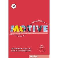 Motive. A1. Arbeitsbuch. Lektion 1-8. Per le Scuole superiori. Con espansione online