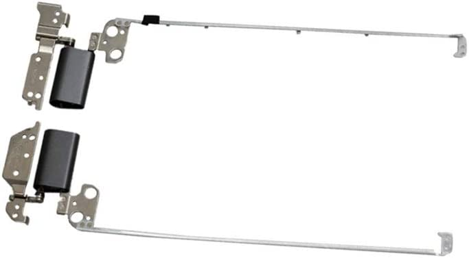 Laptop LCD Hinge L&R for DELL Inspiron 11 3168 3179 P25T with Gray Hinge Cover New and Original