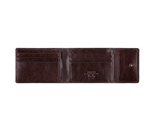 WITTCHEN caso, Marrone, Dimensione: 11x8 cm - Materiale: Pelle di grano - 21-2-011-4