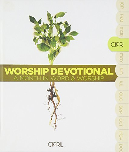 Worship Devotional - April - Place Lighthouse Stores