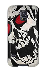 Dustin Mammenga's Shop Faddish Phone Skull Case For Galaxy S5 Perfect Case Cover