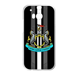 newcastle united Phone Case for HTC One M8