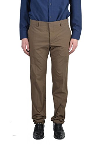 Prada Men's Brown Casual Pants US 30 IT 46;