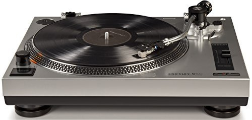 Crosley C100A-SI Turntable with S-Shaped Tone Arm with for sale  Delivered anywhere in USA