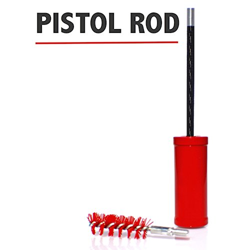 SONIC GUN CARE Pistol Carbon Fiber Rod (Pistol Rod 6 Inch)