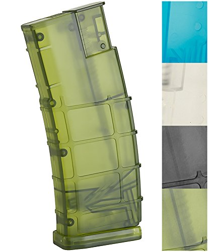 Evike 6mmProShop 450 Round Rifle Mag Size Airsoft Universal BB Speed Loader - Green - (53607)