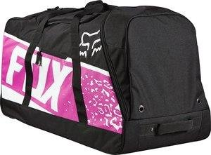 Fox Racing MX Shuttle 180 Gearbag DUFFLE BAG LUGGAGE PINK & BLACK #14767-170-NS
