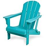 Westin Outdoor Laguna POLY Adirondack Chair (Turquoise Blue)