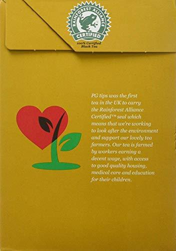 PG Tips Gold Best Tasting Blend (80 Tea Bags)
