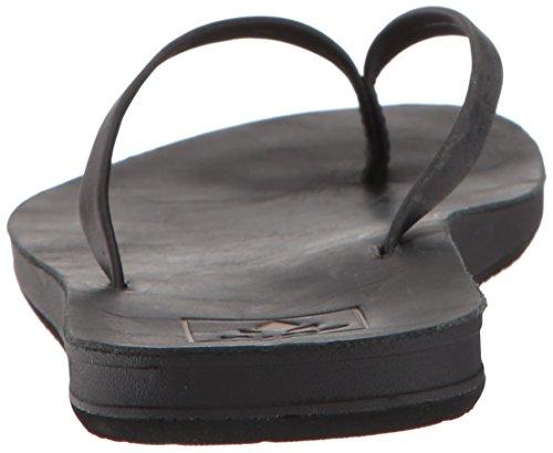 Para Negro black Reef Slim Bla Bounce Chanclas Cushion Mujer qYPOwRIv