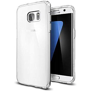 Amazon.com: Samsung Galaxy S7 edge Case Clear Protective ...