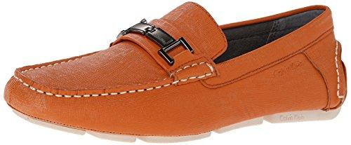 28933b83c5d Calvin Klein Men s Magnus Weave Emboss Slip-On Loafer
