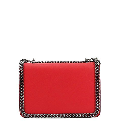 For Shoulder Haute Light Blue Bag Chain Diva Smooth Red 4dqUSqwH7