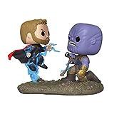 Funko-35799--Movie-Moments-Marvel-Avengers-Infinity-WarThor-Vs-Thanos-Multicolor