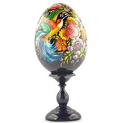 Colibri Russian Easter Egg- Jewelry Trinket Box Figurine