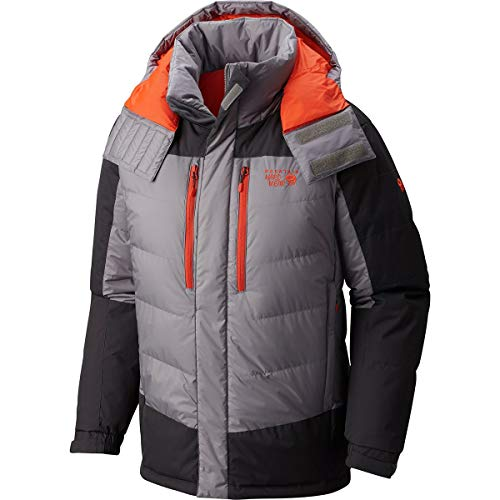 Down Mens Parkas - Mountain Hardwear Men's Glacier Guide Down Parka