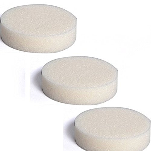 3 Generic HOOVER Single Layer Filter for Platinum Stick and Hand Vac Linx