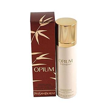 Yves Saint Laurent Opium Perfumed Deodorant for Women, 3.3 Ounce