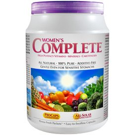 ProCaps Labs Women's Complete Multivitamin Review