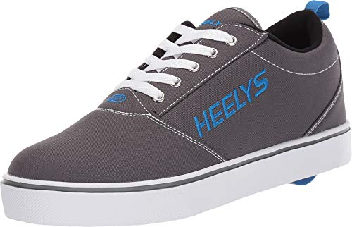 Heelys GR8 Pro 20 Grey/White/Royal 10 Men's