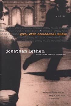 Gun, with Occasional Music (Harvest Book) by [Lethem, Jonathan]