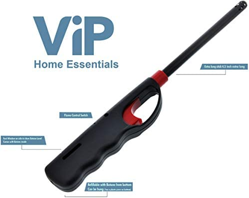 Amazon.com: VIP Home Essentials Handi Flame 12pk - Mechero ...