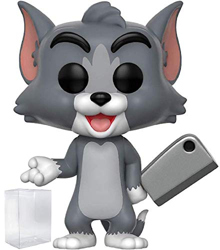 Funko Pop! Animation: Tom & Jerry - Tom Vinyl Figure, used for sale  Delivered anywhere in USA
