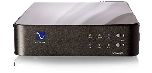 PS Audio NuWave DSD DAC (Black) by PS Audio