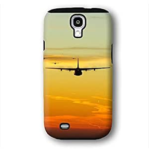 C-130 Army Plane in Formation Samsung Galaxy S4 Armor Phone Case