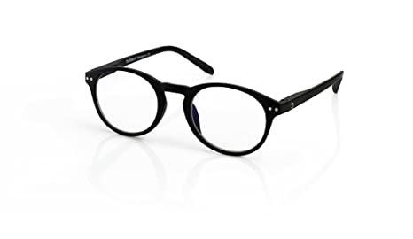 Inspirational Blueberry puter Glasses Size M Black Uni Blue Light Blocking Eyeglasses Pictures - New glasses that filter out blue light Picture